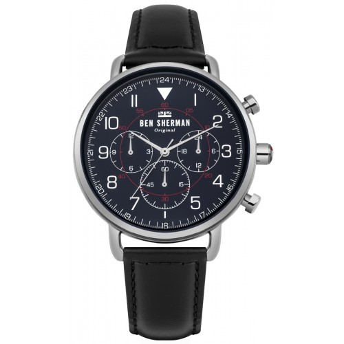 BEN SHERMAN PORTOBELLO MILITARY WATCH WB068UB