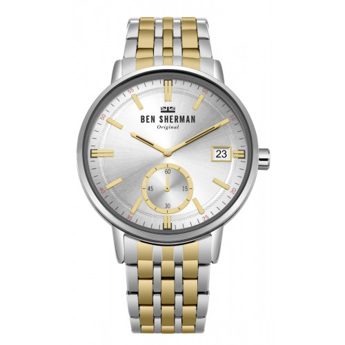 BEN SHERMAN PORTOBELLO PROFESSIONAL WATCH WB071GSM