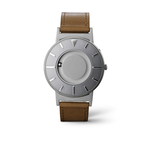 Unisex Eone The Bradley Voyager Silver Watch BR-VO