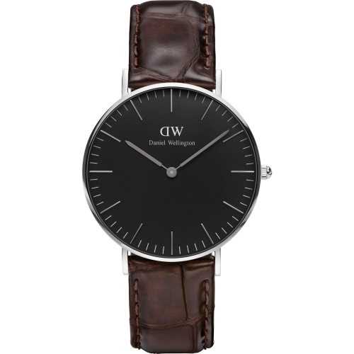 Unisex Daniel Wellington Classic Black York Watch 36mm Watch DW00100146