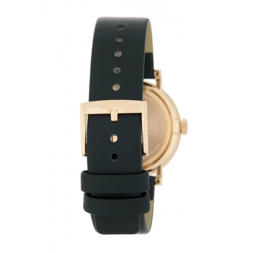 Marc Jacobs MBM1269 Black Leather Strap