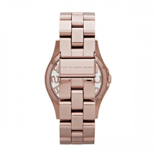 Marc Jacobs MBM3207 Rose Gold Strap