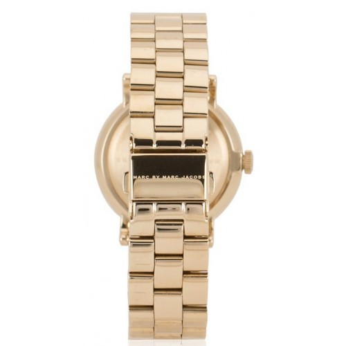 Marc Jacobs MBM3243 Gold Baker Watch Bracelet