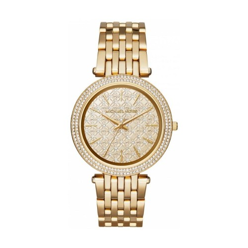 Michael Kors Ladies Gold Darci Watch MK3398