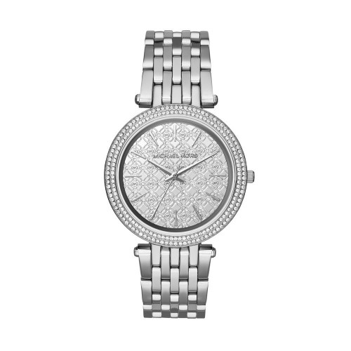 Michael Kors Ladies silver Darci Watch MK3404