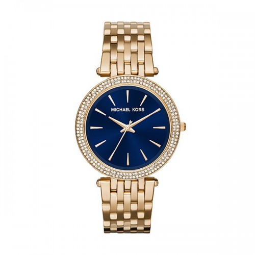 Michael Kors Ladies Gold Darci Watch MK3406