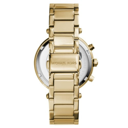 Michael Kors MK5354 Ladies Parker Gold Watch Strap/Bracelet
