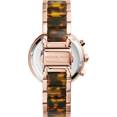 Michael Kors MK5538 Rose Gold Tortoise Watch Strap/Bracelet