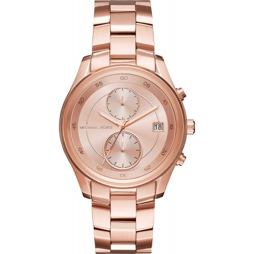 Michael Kors Ladies Rose Gold Briar Watch MK6465