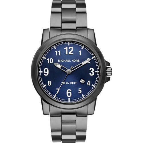 Michael Kors Mens Paxton Black Watch MK8499